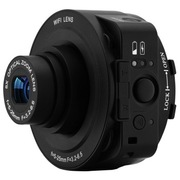 霸王兔 SP-W501 无线智能 镜头式数码相机 手机WIFI遥控 黑色