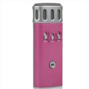 caterly 手机唱吧专用麦克风电脑K歌专用iphone4s苹果5安卓三星电容话筒 浅紫色