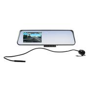 金马 N808行车记录仪双镜头 倒车雷达 防碰瓷 1080P 4.3寸 双镜头+16G卡