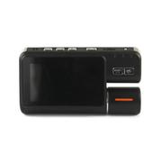 金马 602A车载行车记录仪高清 倒车雷达 双镜头高清1080P 602A+送8G卡