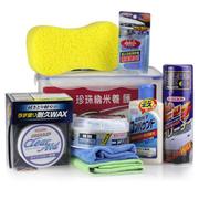 威臣(Willson) 日本 珍珠纳米养护套装 令车漆还原色彩 汽车镀钛 深色车漆专用