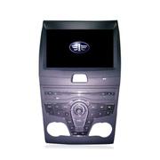远行 奔腾B50/X80专用汽车车载DVD导航一体机 8寸大屏 4S店专供 奔腾13款B50专用 DVD导航包安装+倒车影像