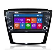 远行 江淮13款同悦/和悦/瑞风专用DVD导航一体机GPS导航仪 13款瑞风S5专用 后视镜导航加倒车影像包安装