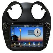 君路仕 比亚迪BYD导航DVDF0 14款F3 15款L3 S6 G3 GPS倒 比亚迪-F0 DVD导航仪+倒车摄像头+安装