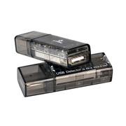 生活演绎 XTAR爱克斯达VI01 USB充电电压电流检测器 移动电源电压电流表