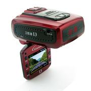 先知 卫航者I3电子狗行车记录仪一体机 固定流动区间测速 超高性价比