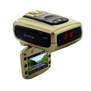 先知 灵动L80 云电子狗行车记录仪一体机 固定流动区间测速 无线云升级 超高性价比