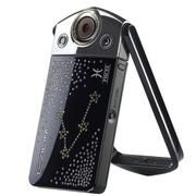 卡西欧 EX- TR350s 施华洛世奇限量星座版数码相机3寸大屏 双鱼座