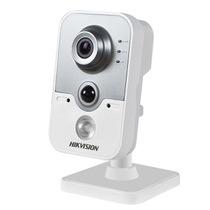 海康威视 DS-2CD3410FD-IW 无线摄像头 插卡网络摄像机 手机wifi远程监控 IP camera产品图片主图