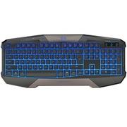 宜博 EKM708BKUS-NU 有线背光游戏键盘