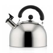 仁品 不锈钢烧水壶 鸣笛响音电磁炉煤气炉通用BB壶 5L三层复合底