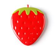 Brando 个性时尚草莓型通用移动电源 草莓红