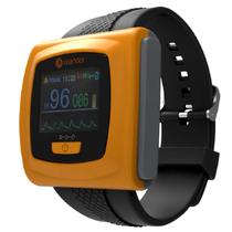 橙意 鼾症监测仪1.0 睡眠呼吸暂停综合征 初筛 监测仪 黑色产品图片主图