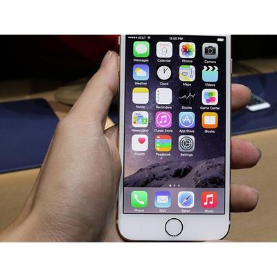 苹果 iPhone6 A1589 64GB 移动版4G(银色)产品图片5