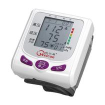 威尔康 电子血压计 XW-205 全自动家用 腕式 双人记忆型 精准测量产品图片主图