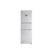 博世 KGF30A1S0C 296L三门冰箱(银色)