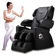 生命动力 香港LP-5400 零重力太空舱按摩椅 豪华3D按摩椅 黑色