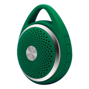 锐族 户外迷你便携式外放音箱 无线蓝牙插卡小音响手机免提通话 绿色