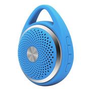 锐族 户外迷你便携式外放音箱 无线蓝牙插卡小音响手机免提通话 蓝色