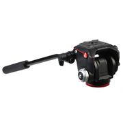 曼富图 新款 MHXPRO-2W 摄影摄像两用液压云台 黑色