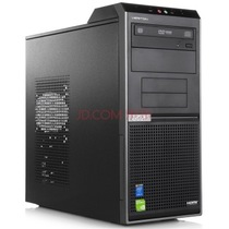 宏碁 Veriton D430 2056 台式电脑 (Corei5-4460 四核 4G 500G 独显 DVDRW 键鼠 WIN7PRO) 19英寸产品图片主图