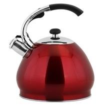 LINKFAIR 彩派系列3.3L响水壶(红色)LFSH-CP33产品图片主图