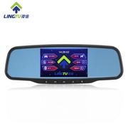 凌途 X3专车专用安全预警仪 高清行车记录仪一体机雷达测速 电子狗测速仪GPS导航仪智能黑色 黑色 8G