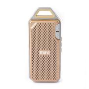 YESHM MIFA F4户外便携式迷你无线蓝牙音箱 户外便携手机音响 电脑音箱 读卡器 香槟金