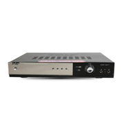 先科 货到付款AV-5090家用功放铝合金面板六声道专业功放机