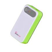 叛逆者(panizhe) P2移动电源通用手机充电宝5200毫安 青草绿