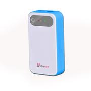 叛逆者(panizhe) P2移动电源通用手机充电宝5200毫安 海洋蓝