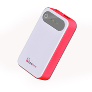 叛逆者(panizhe) P2移动电源通用手机充电宝5200毫安 胭脂红