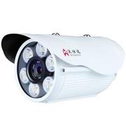 沃仕达 73H13P 6灯130万百万高清网络摄像机960p ip camera 白光灯监控头 镜头6MM