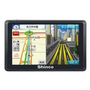 新科 PS529汽车GPS导航仪正版高德地图固定测速一体机