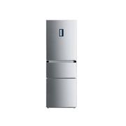 美的 BCD-248WTM 248升三门冰箱(炫彩钢色)