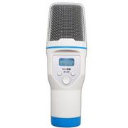 apphome 手机麦克风 智能手机K歌麦SF-670 唱吧专用麦克风 优雅白