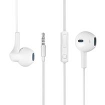 喜木 苹果线控耳机 适用于苹果iPhone5S/5/6/6 Plus/iPad通用 白色产品图片主图