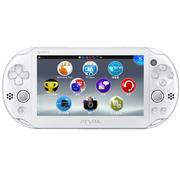 索尼 索尼(SONY)PlayStation Vita PSV 掌上娱乐机(白色掌机+8G记忆卡)
