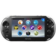 索尼 索尼(SONY)PlayStation Vita PSV 掌上娱乐机(黑色掌机+8G记忆卡)
