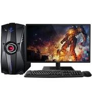 海尔 轰天雷X8-NX7S台式电脑(i7-4790 8G 1TB GTX750 2G独显 双PCI 串口 USB3.0)游戏电脑