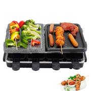 金正 629家用无烟电热烧烤炉  韩式烤肉炉/电烤盘
