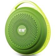 索爱 S-33 无线便携蓝牙音箱  户外插卡迷你音响 清新绿