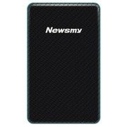 纽曼 Mini card吉云 1.8英寸移动硬盘 黑蓝 60GB存储