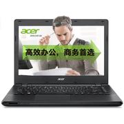 宏碁 TMP246M-MG-56T4 14英寸笔记本(i5-4210M/4G/500G/GeForce 820M/Win7)黑色