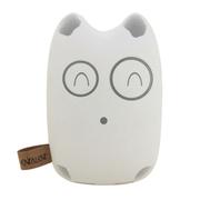 爱您纳 可爱卡通龙猫豆豆龙移动电源 7800毫安超薄迷你通用型创意充电宝 萌萌