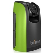 Brinno BCC100超广角缩时拍 建筑工程施工记录 安全施工监控摄像机 无线防水安防监控设备