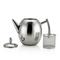 仁品 RENPIN不锈钢茶壶 冷水壶泡茶壶橄榄形茶壶电磁炉通用 1.0L产品图片4