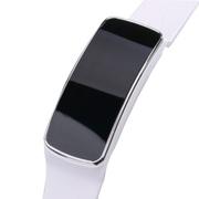 MATE 时尚智能运动手环运动追踪器蓝牙动动手环苹果安卓智能计步器 流光白