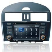 先锋 Pioneer AVIC-F5104 日产新骐达 专车专用DVD导航一体机