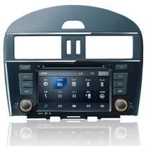 先锋 Pioneer AVIC-F5104 日产新骐达 专车专用DVD导航一体机产品图片主图